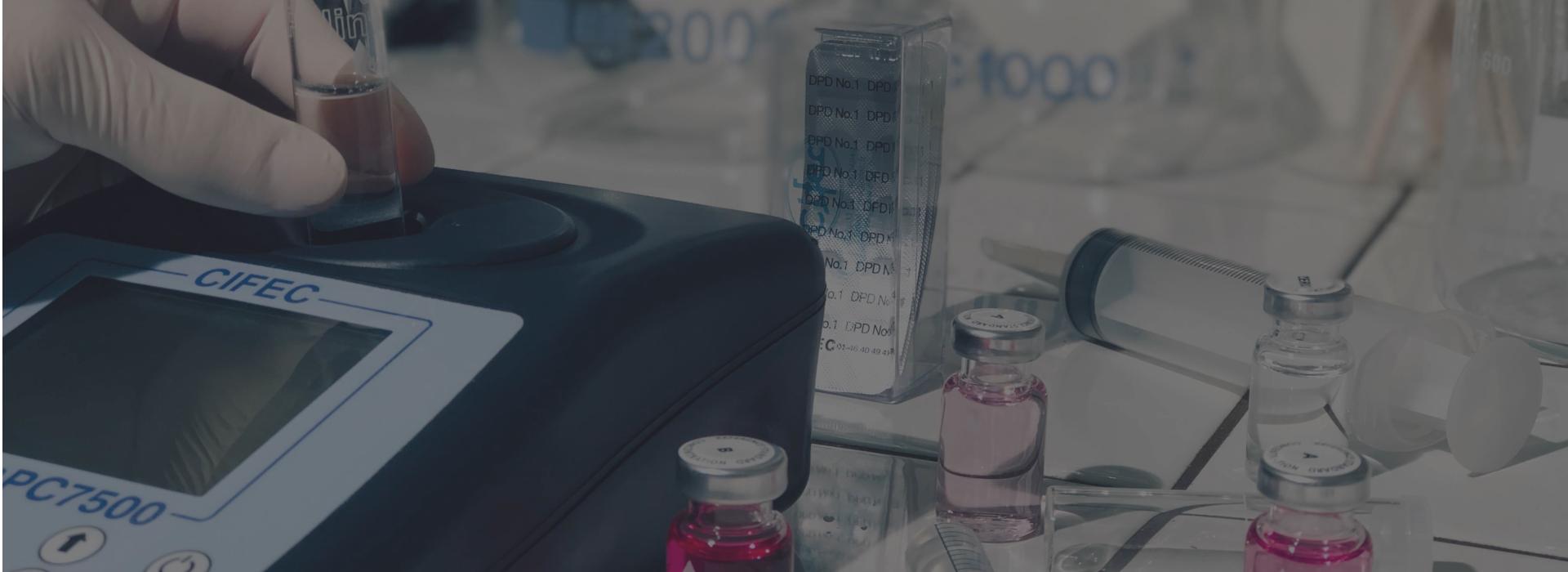Du matériel professionnel conformes aux exigences des laboratoires de contrôle